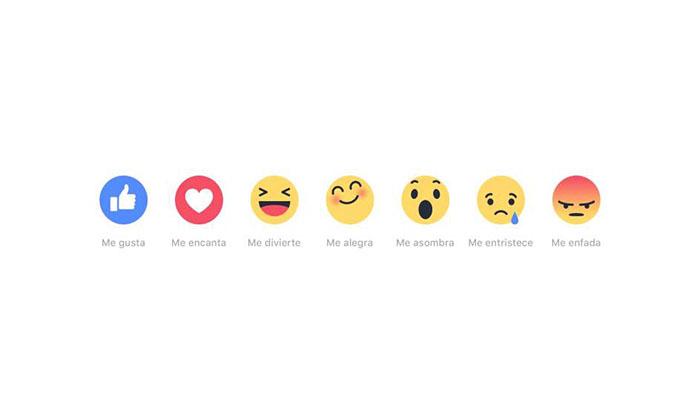 Facebook, botón, no me gusta