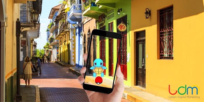 Pokémon Go en Latinoamérica, la máxima herramienta de marketing digital