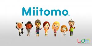 Nueva red social, Miitomo de Nintendo