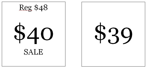 Psicología de precios