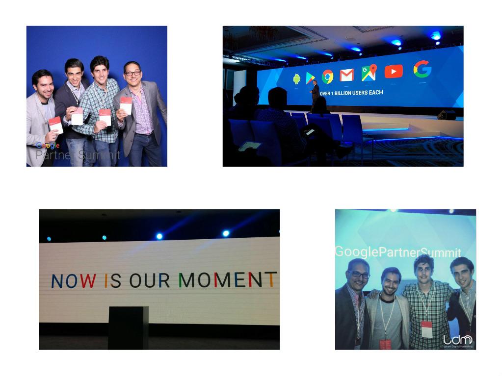 Google Partner Summit 2016