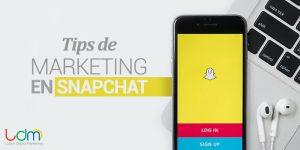 Tips Marketing Snapchat