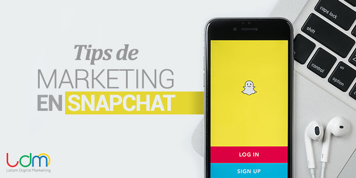 Tips Marketing Snapchat